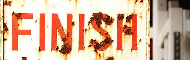 """Finish"" (flickr.de: tanakawho)"