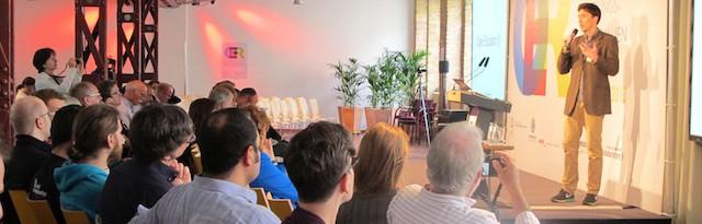 OER-Konferenz, Keynote von Philipp Schmidt