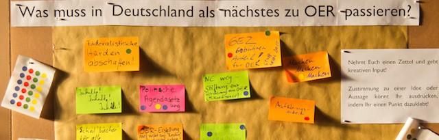 OER-Konferenz Berlin 2013