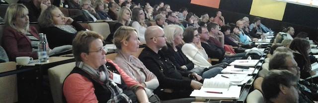 Teilnehmer der Netzwerktagung Medienkompetenz stärkt Brandenburg