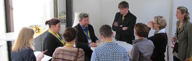 Speedlab Lehrer 2.0 in Hamburg, 2012