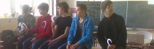 Workshop an der Kurt-Schwitters-Oberschule