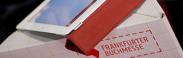 E-Reader 2013, Frankfurter Buchmesse 2013, Alexander Heimann